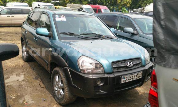 Acheter Voiture Hyundai Tucson Vert à Kinshasa en Kinshasa