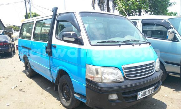Acheter Voiture BAW Hiace Bleu à Kalamu en Kinshasa
