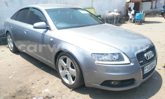 Acheter Voiture Audi A6 Gris à Kalamu en Kinshasa