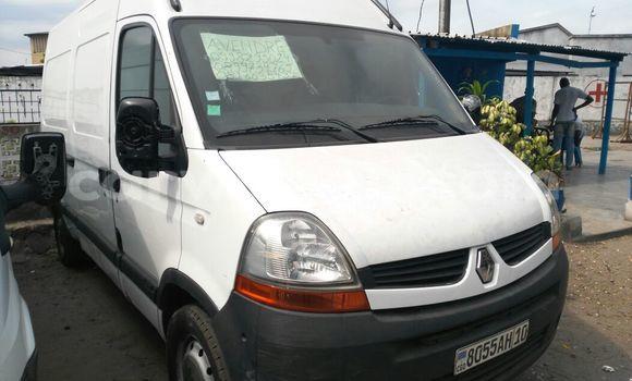 Acheter Voiture Renault Master Blanc à Kalamu en Kinshasa