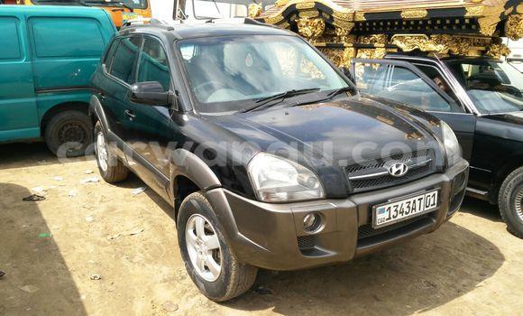 Acheter Voiture Hyundai Tucson Noir à Kinshasa en Kinshasa