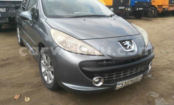 Acheter Voiture Peugeot 207 Gris à Kalamu en Kinshasa