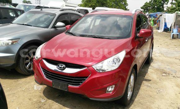 Acheter Voiture Hyundai ix35 Rouge à Kinshasa en Kinshasa
