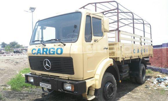Acheter Utilitaire Mercedes Benz 1017 Beige à Kalamu en Kinshasa