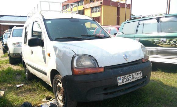 Acheter Voiture Renault Kangoo Blanc à Kasa Vubu en Kinshasa