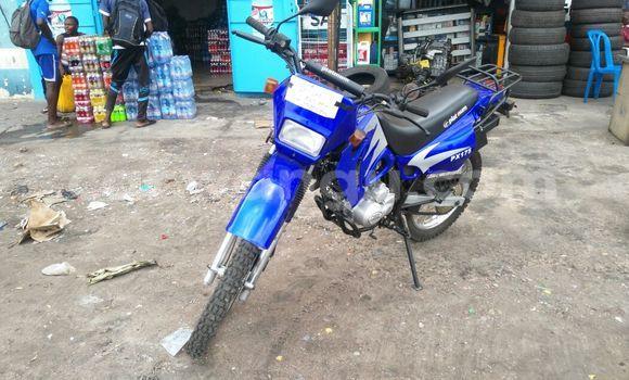 Acheter Moto Platinum PX175 Bleu en Kalamu