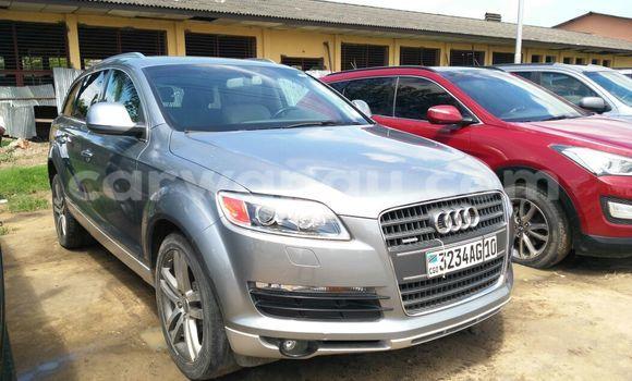 Acheter Voiture Audi Q7 Gris à Gombe en Kinshasa