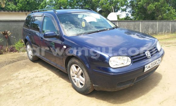 Acheter Voiture Volkswagen Golf Bleu à Gombe en Kinshasa