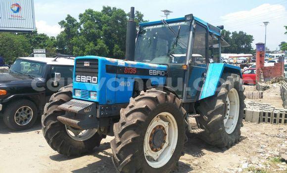Acheter Utilitaire Ebro Kubota 8135 Bleu à Kalamu en Kinshasa