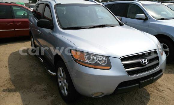 Acheter Voiture Hyundai Santa Fe Bleu à Kinshasa en Kinshasa