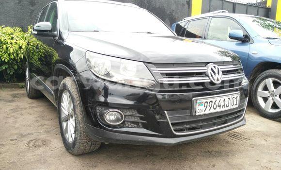 Acheter Voiture Volkswagen Tiguan Noir à Bandalungwa en Kinshasa