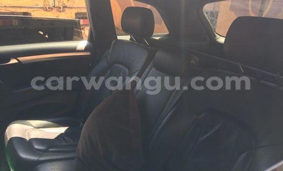 Acheter Voiture Audi Q7 Noir à Bandalungwa en Kinshasa