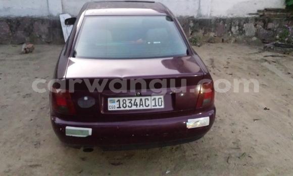 Acheter Voiture Audi A4 Rouge à Ngaliema en Kinshasa