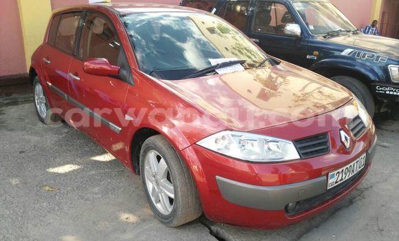 Acheter Voiture Renault Megane Rouge à Barumbu en Kinshasa