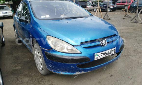 Acheter Voiture Peugeot 307 Bleu à Kalamu en Kinshasa