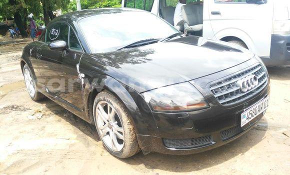 Acheter Voiture Audi TT Noir à Kalamu en Kinshasa