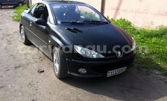 Acheter Voiture Peugeot 206 Noir à Bandalungwa en Kinshasa