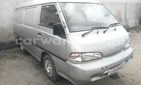 Acheter Utilitaire Hyundai H100 Gris en Bandalungwa
