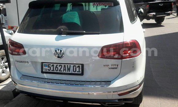 Acheter Voiture Volkswagen Touareg Autre à Bandalungwa en Kinshasa