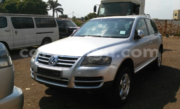 Acheter Voiture Volkswagen Touareg Gris à Lubumbashi en Lubumbashi