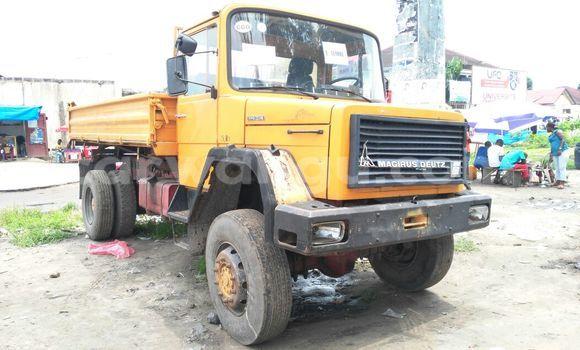 Acheter Utilitaire Magirus Deutz 170 Autre à Limete en Kinshasa