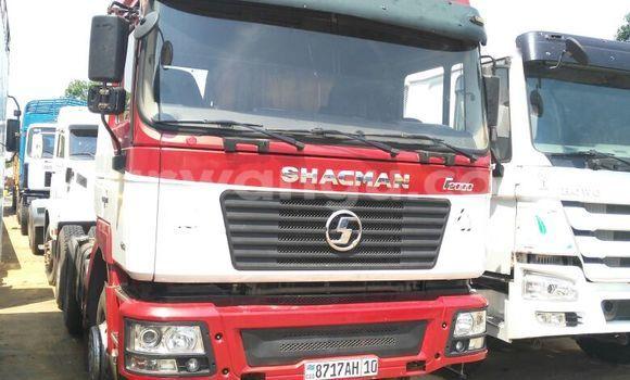 Acheter Utilitaire Shacman 420 Rouge en Kalamu