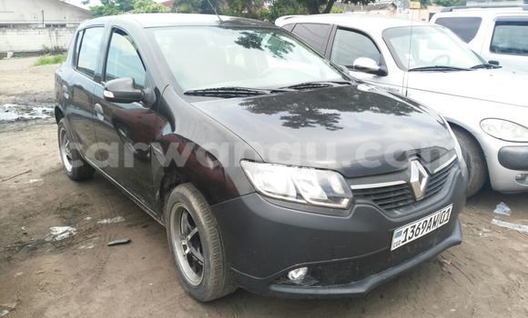 Acheter Voiture Renault Sandero Noir à Limete en Kinshasa