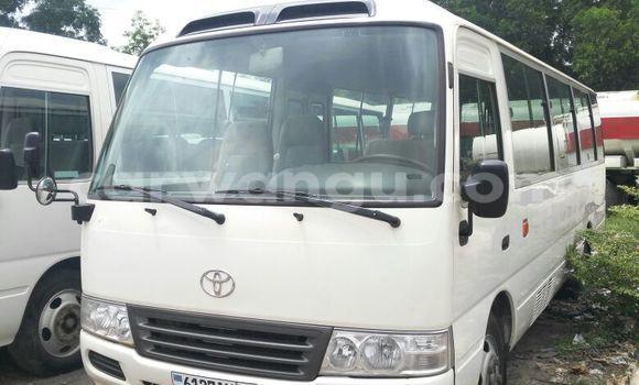 Acheter Utilitaire Toyota Coaster Blanc en Kalamu