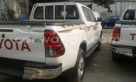 Acheter Voiture Toyota Hilux Blanc à Limete en Kinshasa