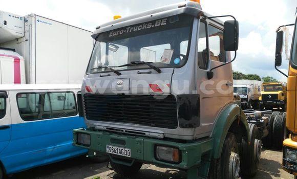Acheter Utilitaire Mercedes Benz Truck Gris à Kalamu en Kinshasa
