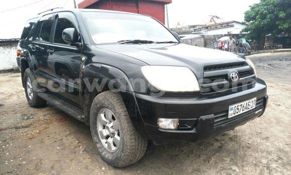 Acheter Voiture Toyota Hilux Surf Noir à Kalamu en Kinshasa