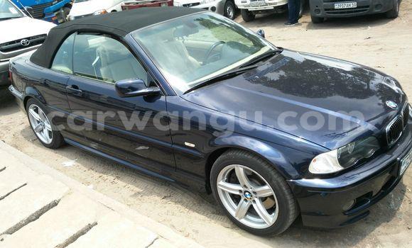 Acheter Voiture BMW 330 CI Bleu à Kinshasa en Kinshasa