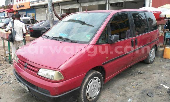Acheter Voiture Peugeot 806 Rouge à Kinshasa en Kinshasa
