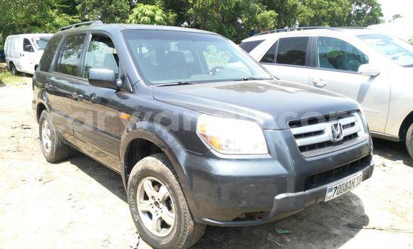Acheter Voiture Honda Pilot Gris en Kalamu