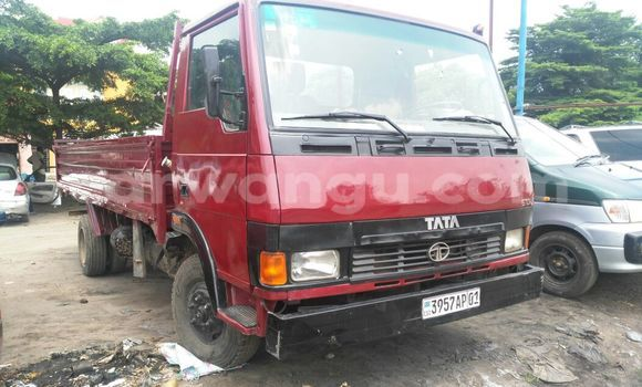 Acheter Utilitaire Tata 613 Rouge à Lemba en Kinshasa