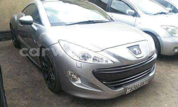 Acheter Voiture Peugeot RCZ Gris à Bandalungwa en Kinshasa