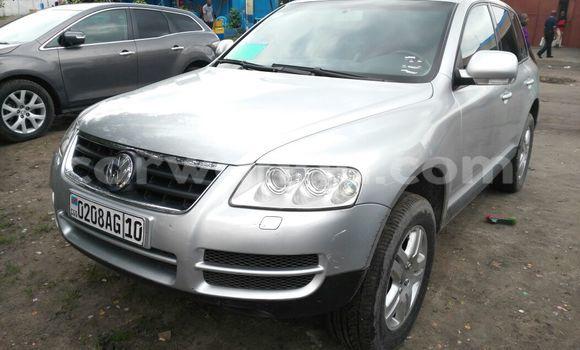 Acheter Voiture Volkswagen Touareg Gris à Kasa Vubu en Kinshasa
