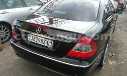 Acheter Voiture Mercedes Benz E-Class Noir en Kasa Vubu - CarWangu