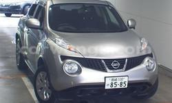 Acheter Voiture Nissan Juke Gris en Lubumbashi - CarWangu