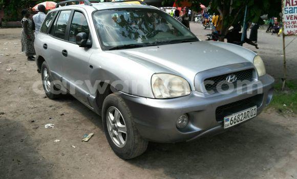 Acheter Voiture Hyundai Santa Fe Gris à Kintambo en Kinshasa