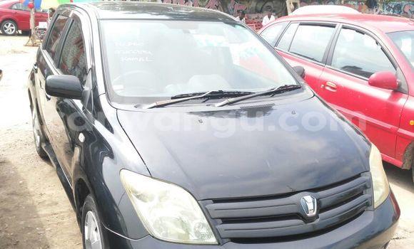 Acheter Voiture Toyota IST Noir à Lemba en Kinshasa