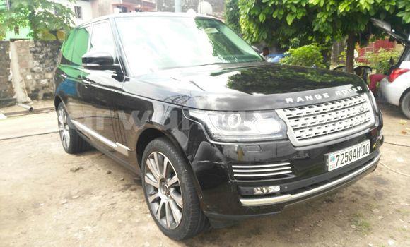 Acheter Voiture Land Rover Range Rover Vogue Noir en Bandalungwa