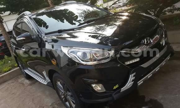 Acheter Voiture Hyundai ix35 Noir à Bandalungwa en Kinshasa