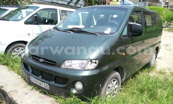 Acheter Utilitaire Hyundai H100 Vert à Limete en Kinshasa