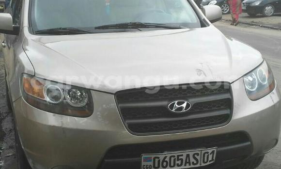 Acheter Voiture Hyundai Santa Fe Autre à Bandalungwa en Kinshasa