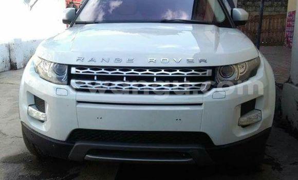Acheter Voiture Land Rover Range Rover Evoque Blanc en Lemba