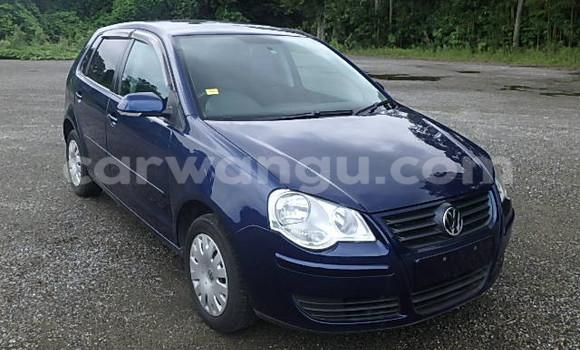 Acheter Voiture Volkswagen Polo Bleu à Bandalungwa en Kinshasa