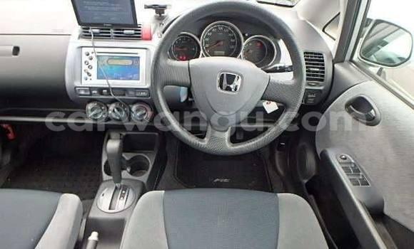 Acheter Voiture Honda Fit Gris en Bandalungwa