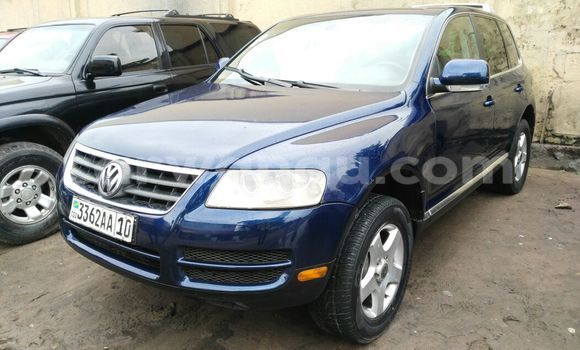 Acheter Voiture Volkswagen Touareg Bleu à Bandalungwa en Kinshasa