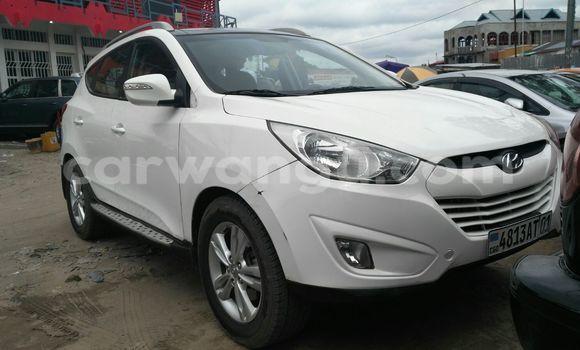Acheter Voiture Hyundai Tucson Blanc à Bandalungwa en Kinshasa